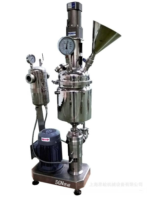厂家** 食品高速均质设备 鸡肝研磨均质机