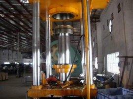 四柱油压机维修