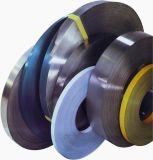 穩泰捲尺廠供應10毫米寬眼鏡袋凹弧錳鋼片 捲尺彈片材料
