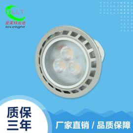 LED射燈5×1W GU10  E27 貼片LED燈杯 展櫃酒店機臺用