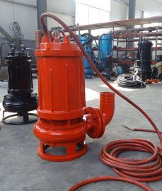 RQW耐高温潜水排污泵
