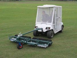 成都朗动封闭型电动高尔夫球车