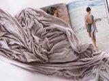针织莫代尔围巾