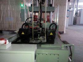 工具车车把套专用双色塑料伺服型立式注塑机-转塔机
