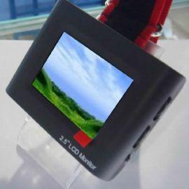 供应2.5寸液晶显示器/液晶监视器/车载显示器/手腕式/自带电池