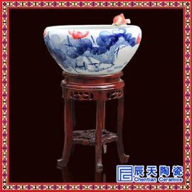 订做陶瓷喷泉 陶瓷空气加湿器 陶瓷假山喷泉