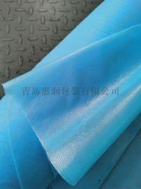 40g 蓝色淋膜涂层无纺布