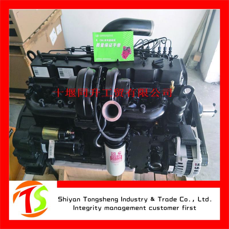 康明斯6B柴油机发动机总成 东风猛士军车配件