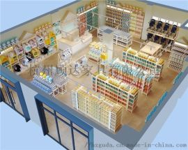 杭州柜子定做|商业展示柜|定制展柜