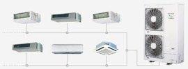 湖南工装变频多联机日立日立中央空调SET-FREE侧出风系列