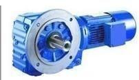 KF157螺旋锥齿轮减速机精工打造,出口产品设备配套**
