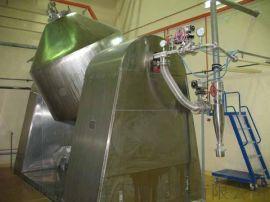 甲基二乙醇胺专用双锥回转真空干燥设备