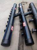 定制各种型号地源热泵用PE集分水器