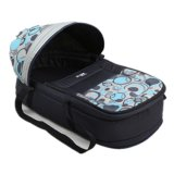 zonic baby婴儿提篮便携式 安全环保采用台湾进口纯棉面料