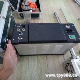 青岛路博自主研发LB-70C全自动烟尘烟气测试仪