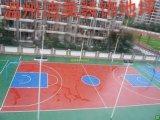 環氧地坪 丙烯酸球場地坪漆 PU球場地坪漆 砂漿耐磨地坪漆施工