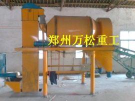 郑州东升4立方自动玻化微珠砂浆搅拌机 珍珠岩搅拌机