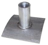 UT管板对接焊缝试块 济宁模具厂试块 东岳牌试块 管板对接试块