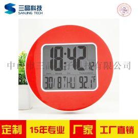 中山三晶 供应电子时钟LCD显示屏 TN液晶屏