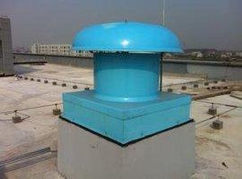 乌鲁木齐屋顶轴流风机耐高温风机