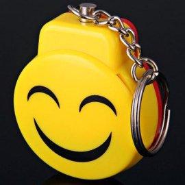 葫芦 笑脸 易拉扣报警器 手机防盗器 钥匙链挂饰防狼防抢报警器