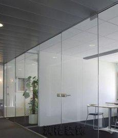 广州市办公室钢化玻璃隔墙