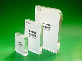 透明相框 亚克力相框 相框制定 有机玻璃相框 七彩云制品