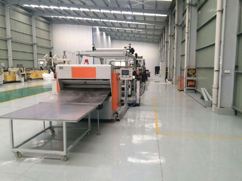 廠家專業生產PET複合片材生產線 PET託碟片材機器歡迎訂購