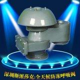 铸钢不锈钢法兰 全天候防冻呼吸阀QHXF-2000 DN20 25 32 40 50 65