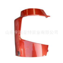 一汽解放J6M A86原裝保險槓大燈框 解放J6M A86原裝保險槓大燈框