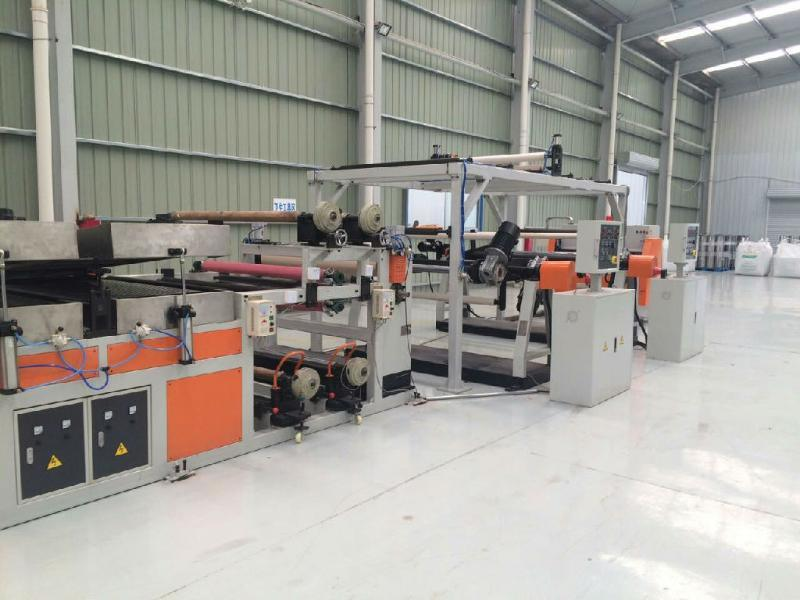 厂家生产 PET片材挤出机 P ET片材机器欢迎选购