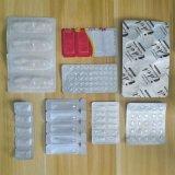 鋁塑泡罩包裝機廠家定製各類尺寸藥片膠囊糖果泡罩自動包裝機