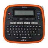 brother兄弟标签机 PT-E200/D200 弱电工程电力 电信 胸牌 固定资产 高速专业标签打印机