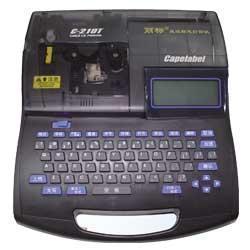 丽标打号机C-210T线号机 丽标C-210T线缆标志打印机