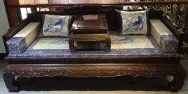 东阳钰品红木家具批发,专业生产黑酸枝家具,