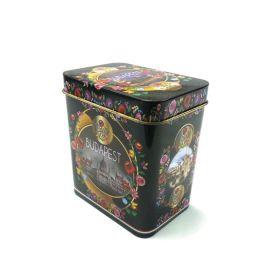 安溪铁观音茶叶铁罐马口铁金属罐生产定制