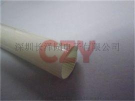 7KV内纤外胶纤维管_高温玻纤维管