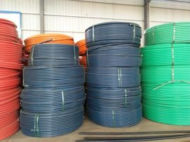 供应广东HDPE硅芯管 电缆管 通信管护套采购报价