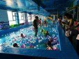 尖尖角兒童水上樂園面對同質化問題重新洗牌升級