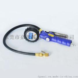 大屏幕数显轮胎充气表,适用于各式轮胎充气