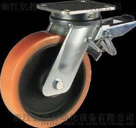 意大利Tellure rota工业医疗轻载聚氨酯脚轮
