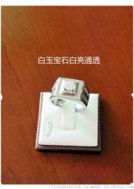 珠宝首饰,银戒指,男戒,复古戒指