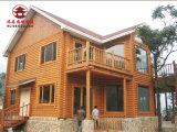 邛崍木屋定製廠家,山間避暑山莊木屋設計維修