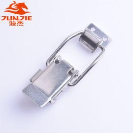 不锈钢拉手,家具五金配铁,J301不锈钢箱扣搭扣
