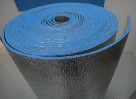出口澳州屋顶隔热材料屋顶铝箔隔热棉 复合材料 新型建筑保温隔热棉