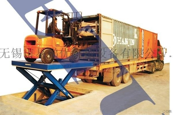 ETU易梯优,电动装卸平台,卡车专用升降平台 液压电动升降机