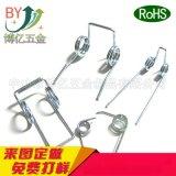 各种规格双扭簧/热卷弹簧价格/灯饰弹簧批发厂家