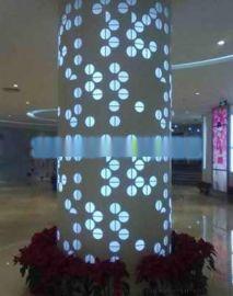 冲孔包柱铝单板-穿孔包柱铝单板-包柱子装饰材料