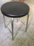 不锈钢四脚圆凳