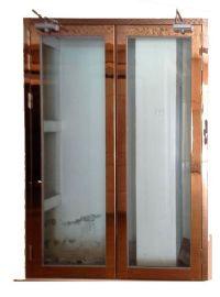 江门市固盾不锈钢玻璃防火门由江门市固盾不锈钢防火门厂**包装